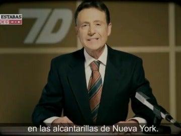El telediario internacional de 'Dónde estabas entonces' vuelve al pasado con Gabilondo, Azcona, Viza y Matías Prats