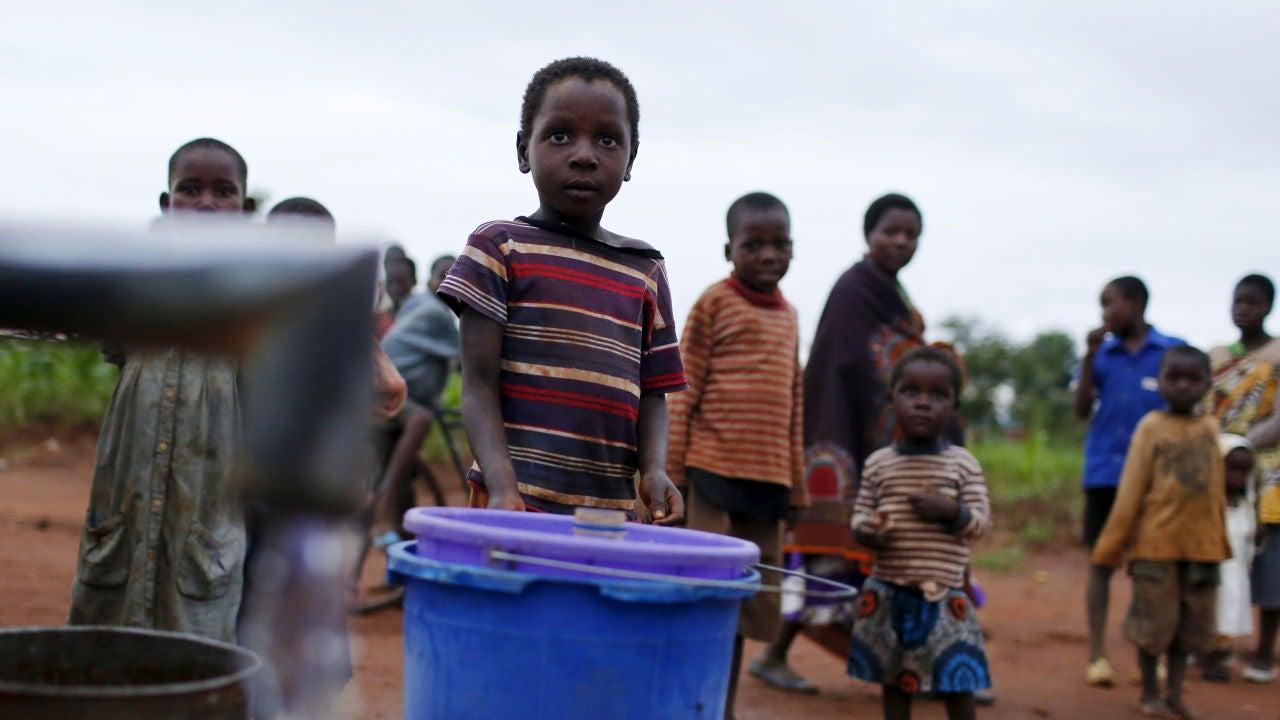 El hambre aumenta en Africa, donde afecta a 224 millones de personas