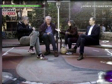 Ana Pastor revive el partido de baloncesto de la final del 84 con sus protagonistas en 'Dónde estabas entonces'