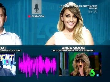 Conversación entre Miki Nadal y Anna Simon