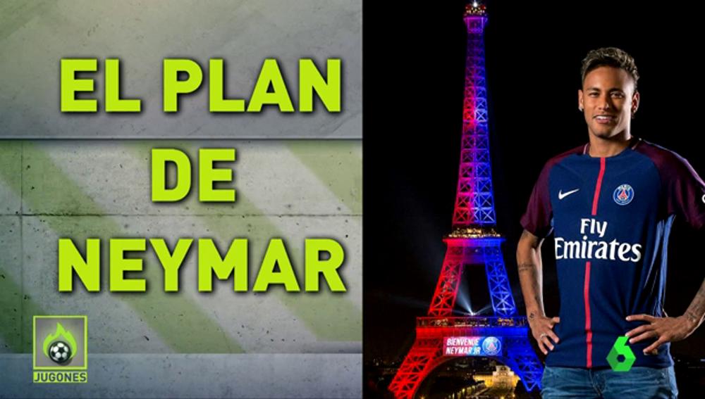 NEYMAR, OBJETIVO Nº 1 DEL REAL MADRID