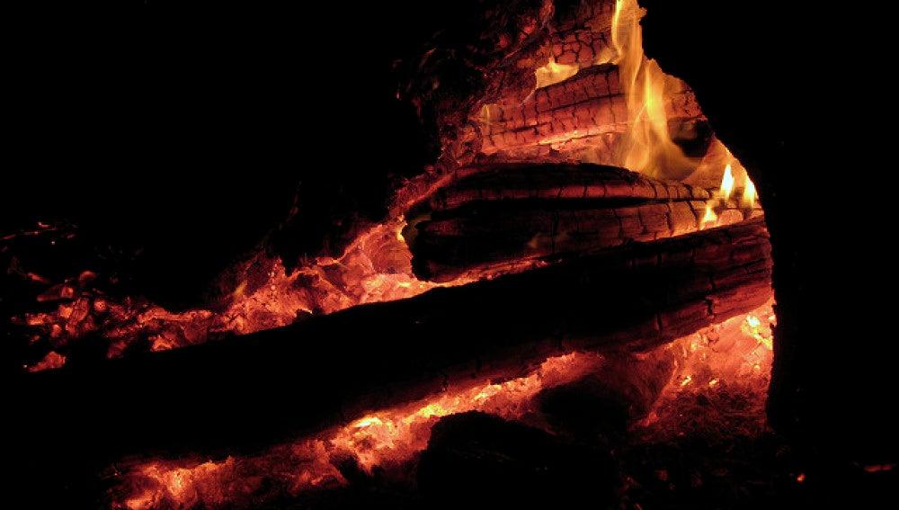 En el Paleolítico, se aprovechaban los mejores huesos como combustible. / El tabernero.