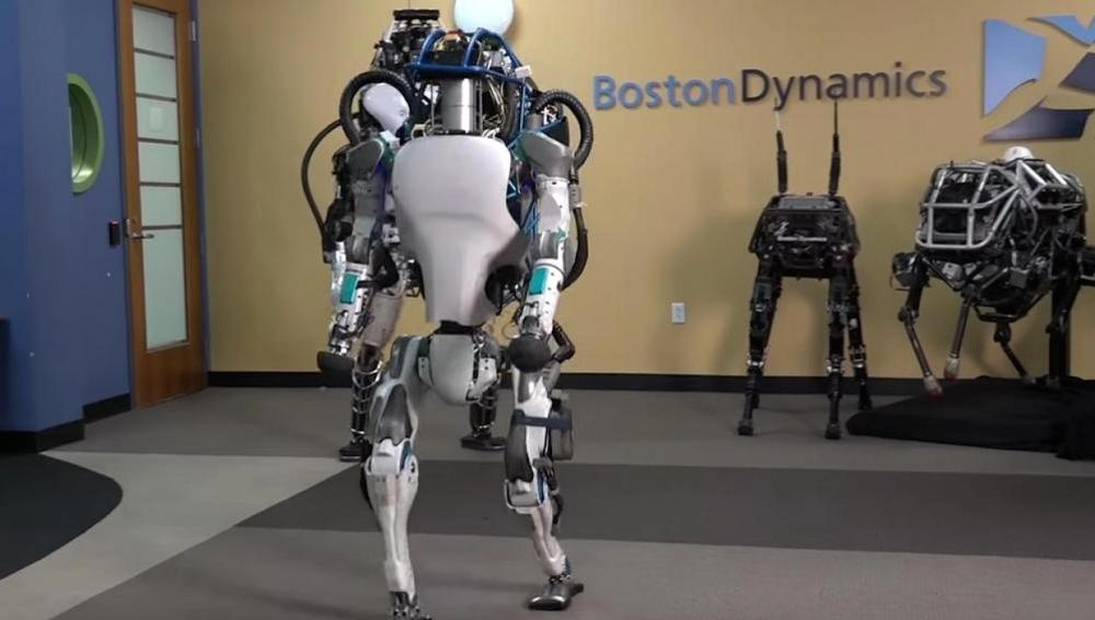 Robot 'Atlas'
