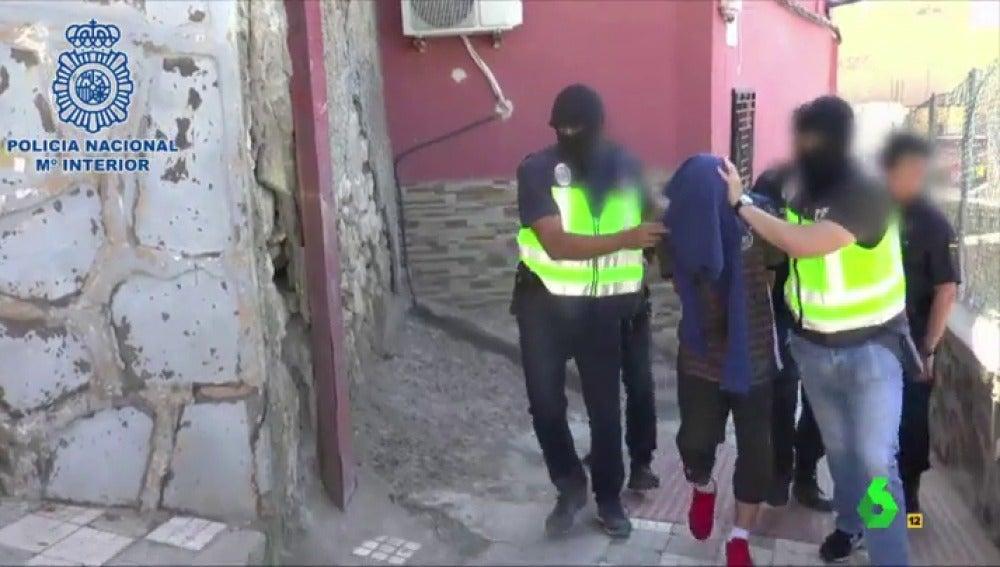 Exmilitante del PP detenido por encabezar una célula yihadista