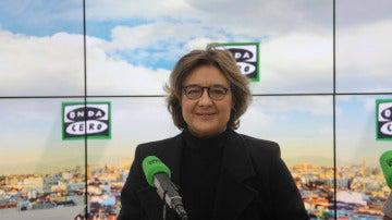 Isabel García Tejerina en Más de uno