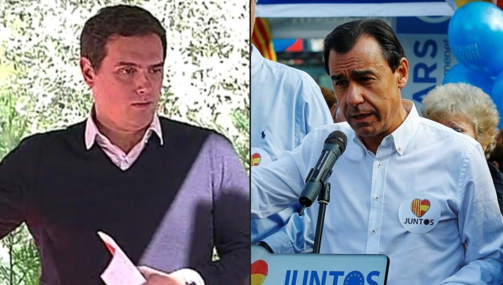 Albert Rivera y Martínez Maillo