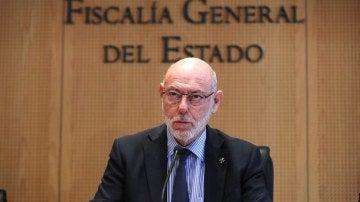 Imagen de archivo de José Manuel Maza, exfiscal general del Estado