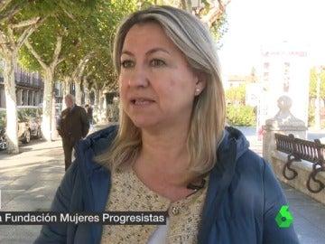 Yolanda Besteiro, presidenta de la Fundación Mujeres Progresistas