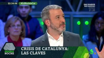 Jaume Collboni, en laSexta Noche
