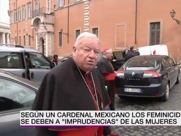 Juan Sandoval, cardenal mexicano
