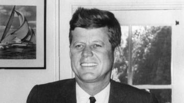 Imagen de archivo de J.F. Kennedy