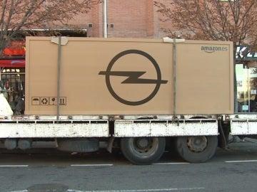 Amazon vende un coche por Internet por primera vez en España