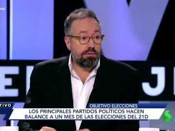 Juan Carlos Girauta en El objetivo
