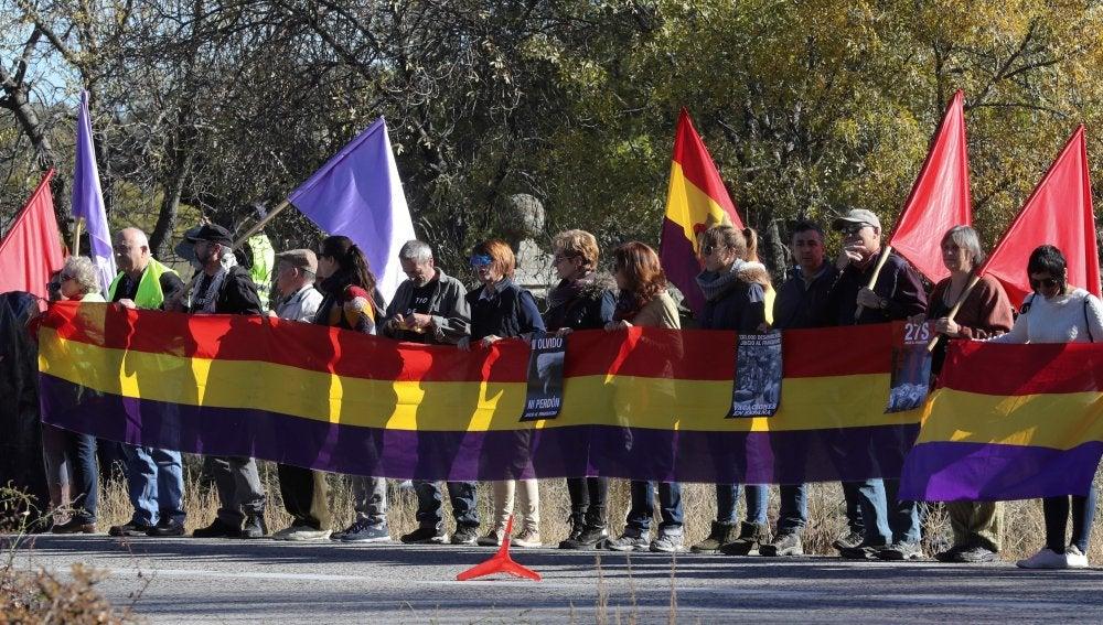 """Concentración hoy en el Valle de los Caídos para denunciar la """"impunidad"""""""