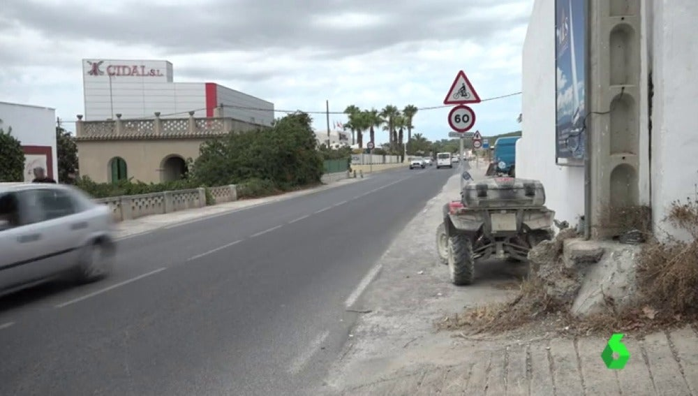 La conductora que arrolló al quad de Ángel Nieto no respetó la distancia de seguridad