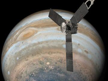 La sonda Juno y Júpiter