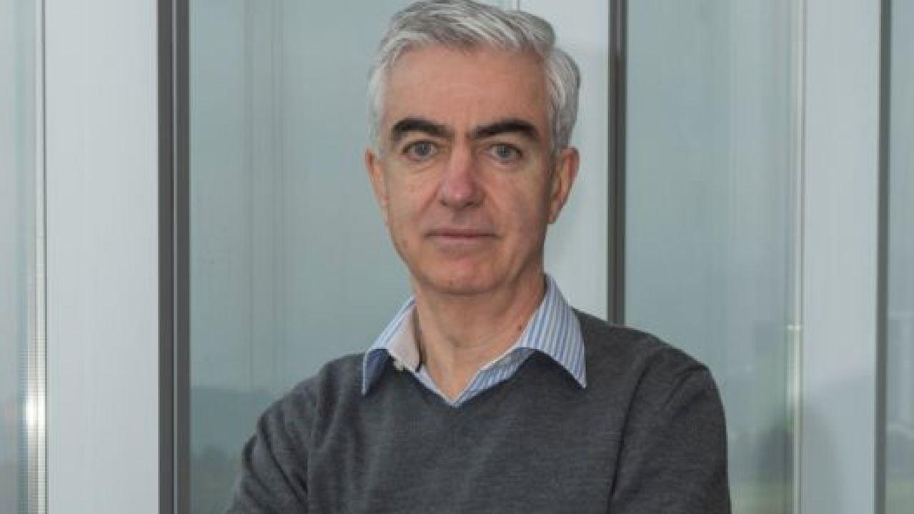 El vicepresidente de Televisa, Adolfo Lagos