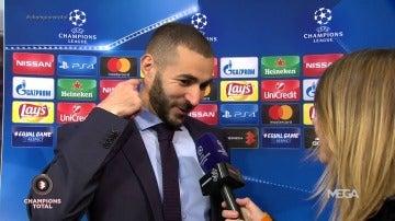 """Benzema: """"¿Ansioso? Siempre, claro que quiero marcar más goles pero puedo hacer más cosas"""""""
