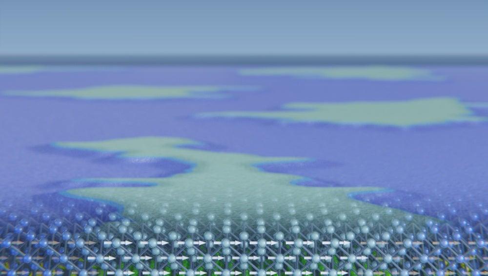 Un hallazgo que puede revolucionar el diseno de dispositivos magneticos