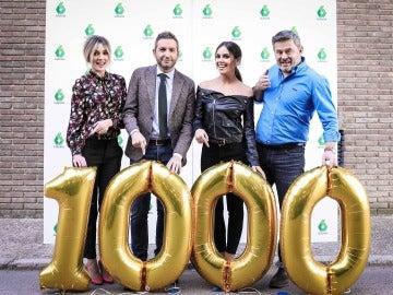 Zapeando cumple 1000 programas