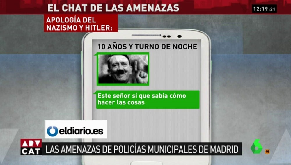 ¿Por qué utilizar Chat Madrid?