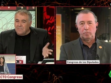 """Joan Baldoví: """"No estamos en contra del Cupo vasco, estamos en contra de que el PP utilice el Cupo vasco"""""""