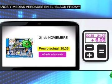 La OCU alerta de los falsos descuentos: las tiendas suben un 2% los precios a días del 'Black Friday'