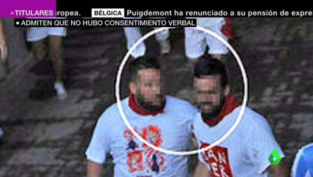 Dos de los miembros de La Manada denunciados