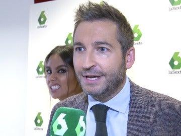 Frank Blanco y Cristina Pedroche