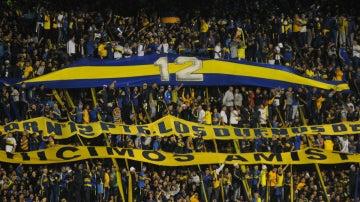 Afición de Boca Juniors