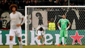 El Manchester United lamenta una derrota