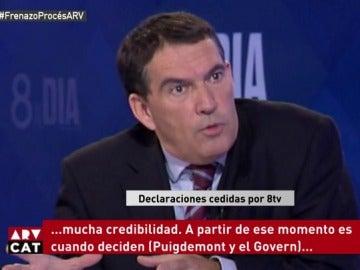Jaume Alonso Cuevillas, el abogado de Puigdemont