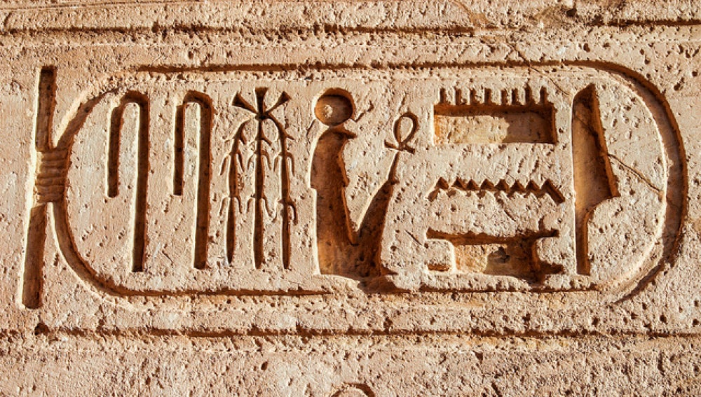 Jeroglíficos, antiguo lenguaje egipcio
