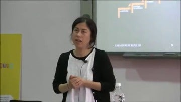 Carmen Ruiz Repullo, socióloga andaluza