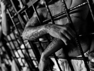 Miembros de maras encarcelados en Centroamérica