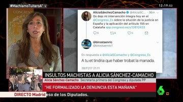 """Sánchez-Camacho, sobre las amenazas de violación: """"En Cataluña se ha fomentado el odio y el supremacismo"""""""