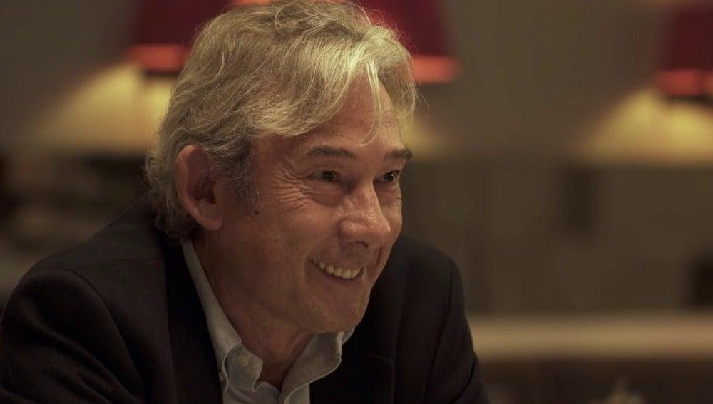 Enrique González, periodista