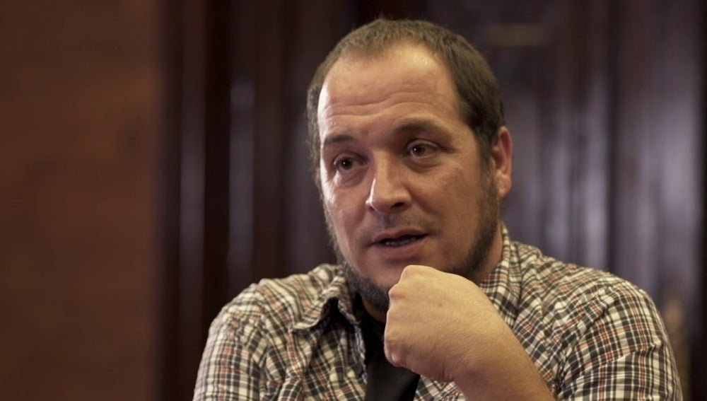 David Fernández, exdiputado de la CUP