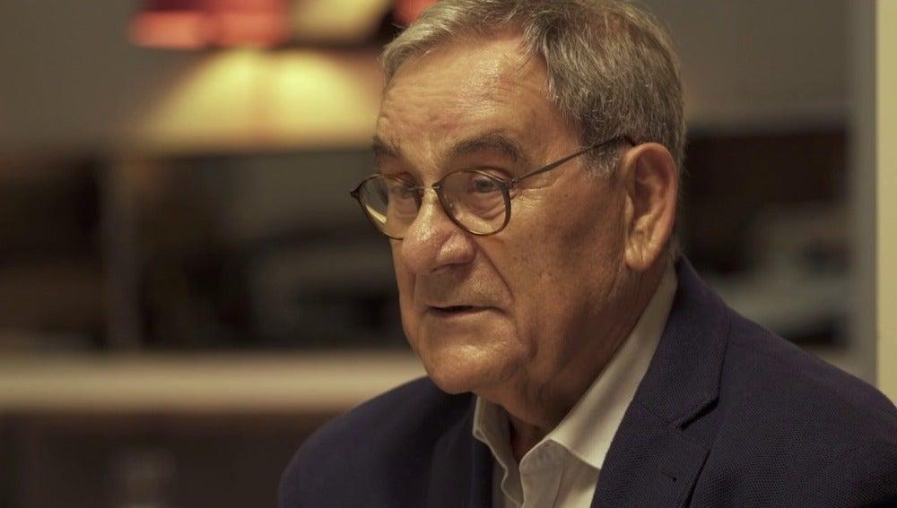 Lluís Foix, exdirector La Vanguardia