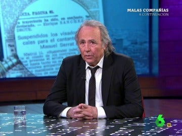 Joan Manuel Serrat en El Intermedio