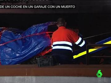 Retiran el coche tras la explosión en Viladecans