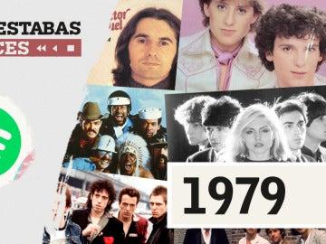 Dónde estabas entonces 1979