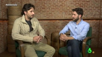 Juan Diego Botto y Gonzo