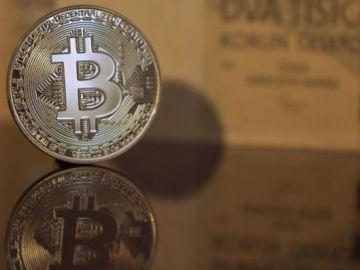 Moneda de bitcóin