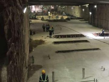 La empresa de Metro señaló que la muerte del geólogo español fue accidental