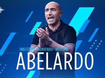 El Alavés ha anunciado que Abelardo será su nuevo técnico