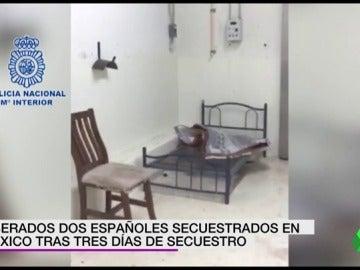 Liberan en México a dos españoles tras pasar tres días secuestrados en una cámara frigorífica