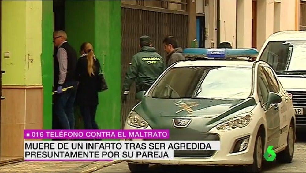 La Guardia Civil detiene a la pareja de la fallecida
