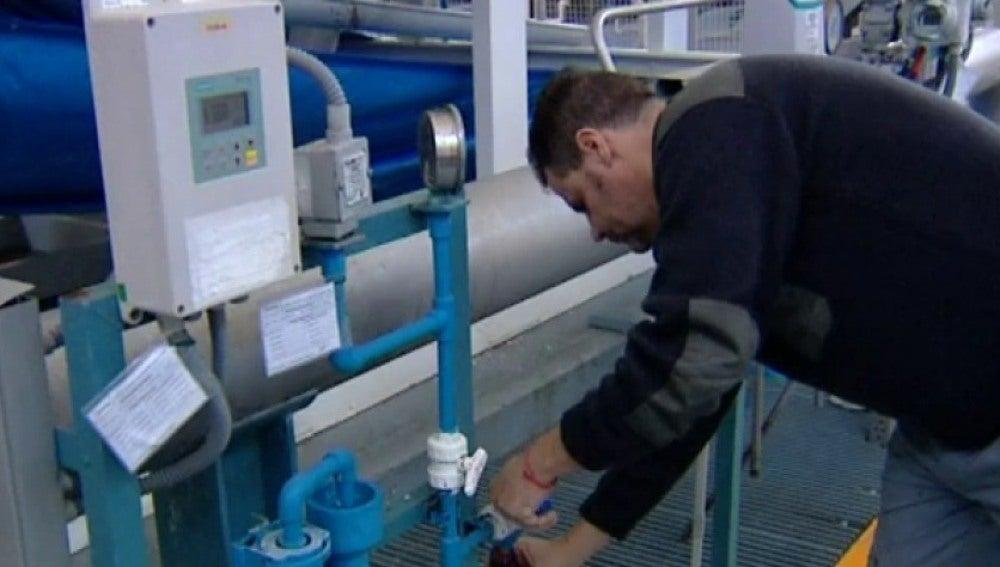 Las desalinizadoras, un remedio para la sequía