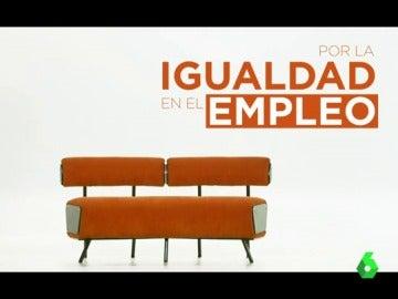 Campaña por la igualdad en el empleo